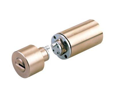 "Cylinder for ""Keso"" Type Locks"