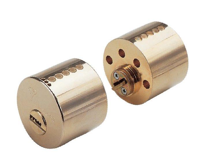 Scandinavian Round Cylinder For Assa Type Locks