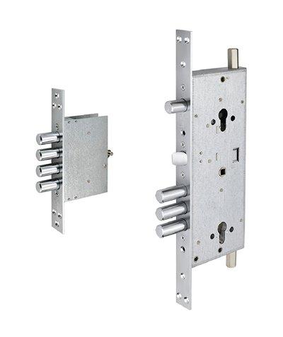 Cerradura MPL415G con Doble Mecanismo