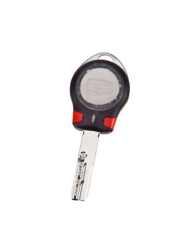 Clé de contrôle (clé C) CLIQ®