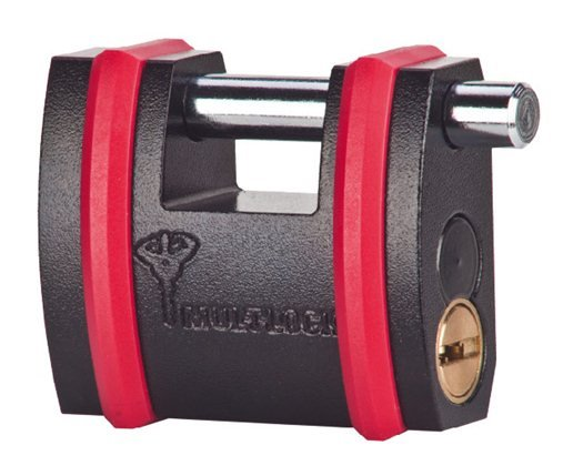 E-Series Padlock SBE - Sliding Bolt (it-it)